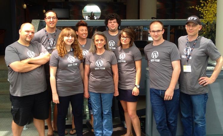 The WordPress Docs team