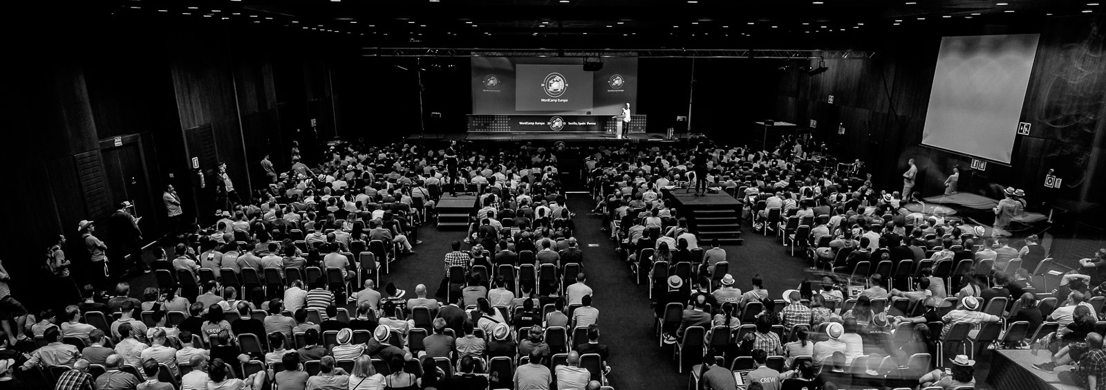 WordCamp Europe, the most important WordPress event on this continent.