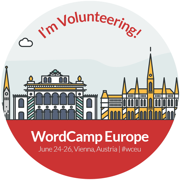 See you at WordCamp Europe 2016