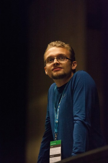 Jonas Andrijauskas is the lead organizer of WordCamp Lithuania