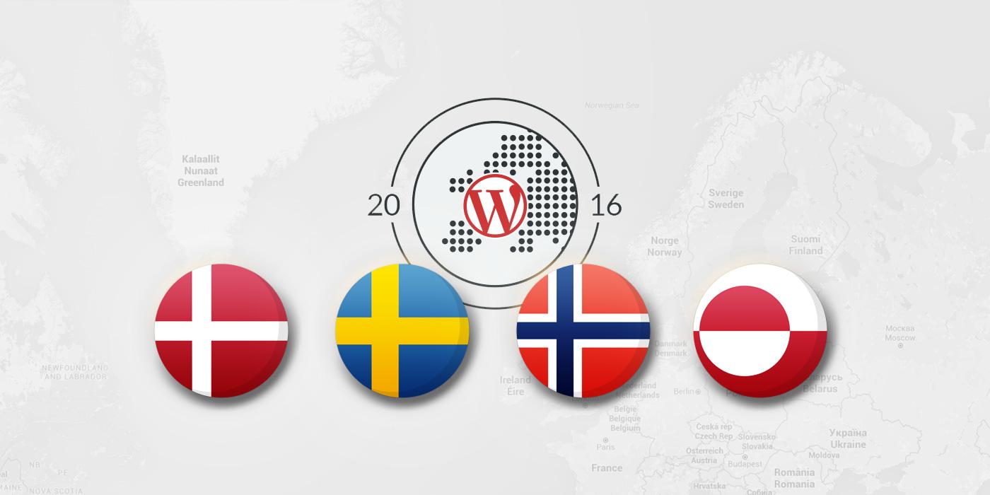 Denmark, Sweden, Norway, Greenland