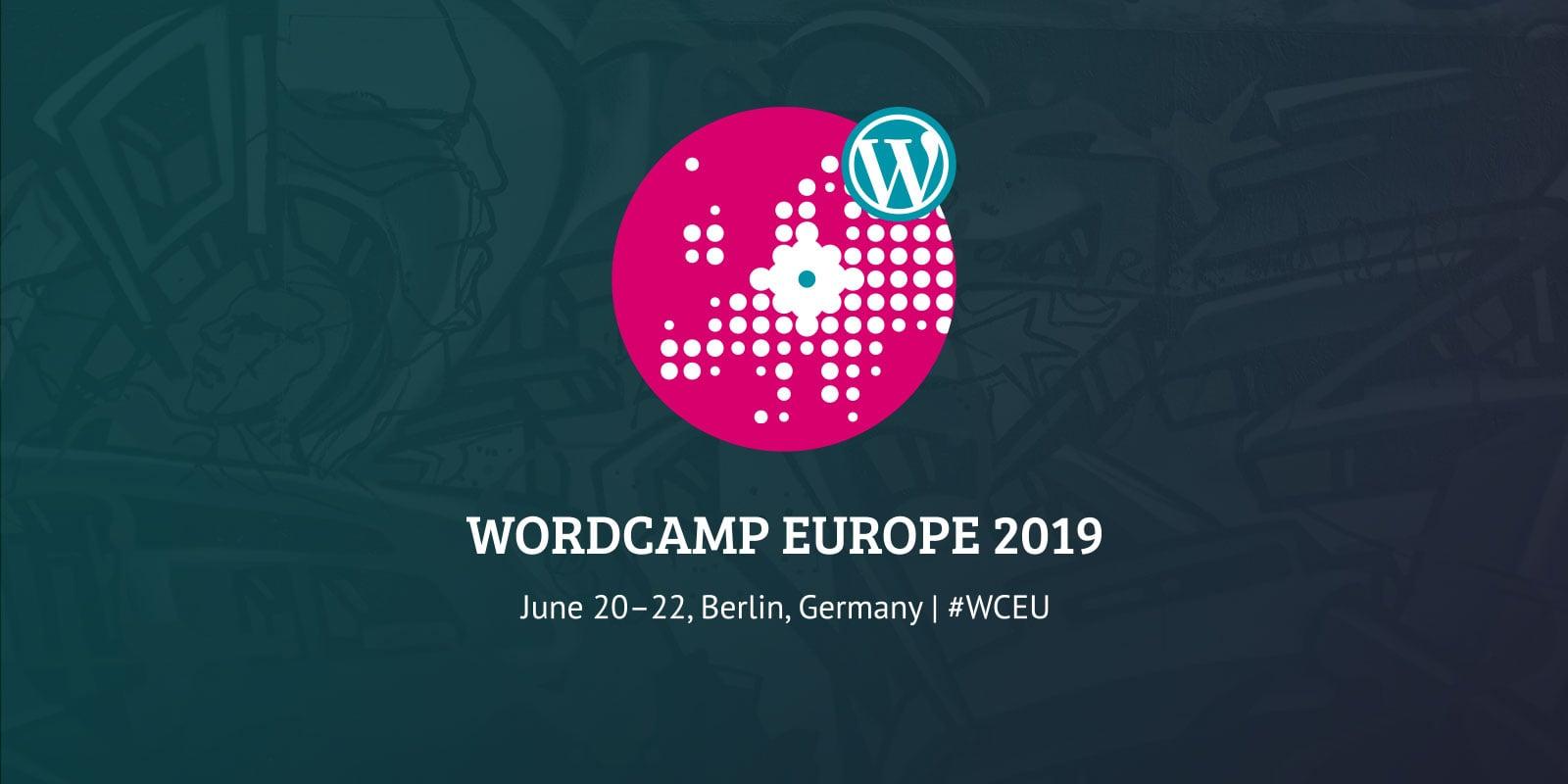 Speakers – WordCamp Europe 2019