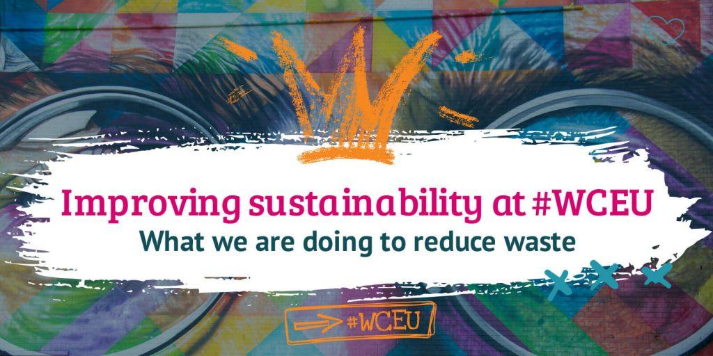 Reducing waste at #WCEU – WordCamp Europe 2019