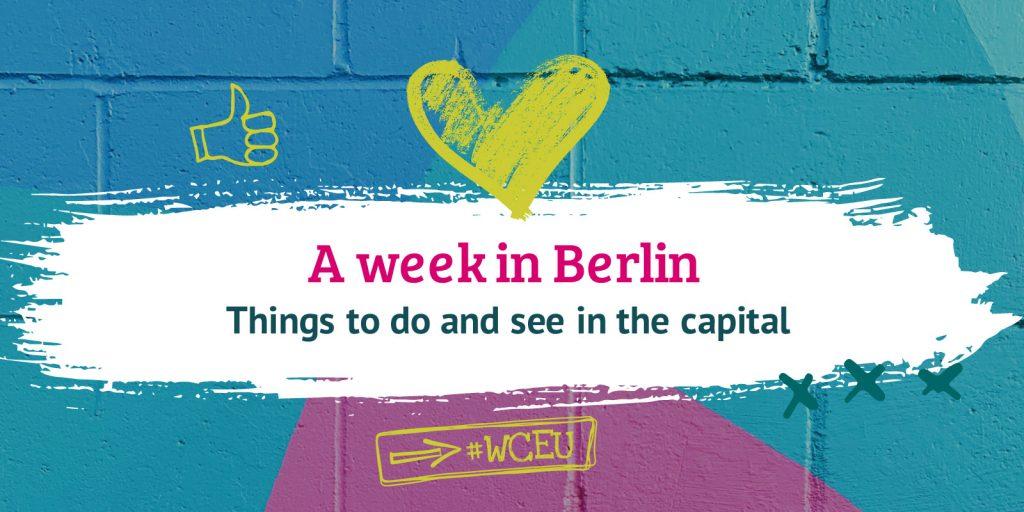 How to spend a week in Berlin – WordCamp Europe 2019